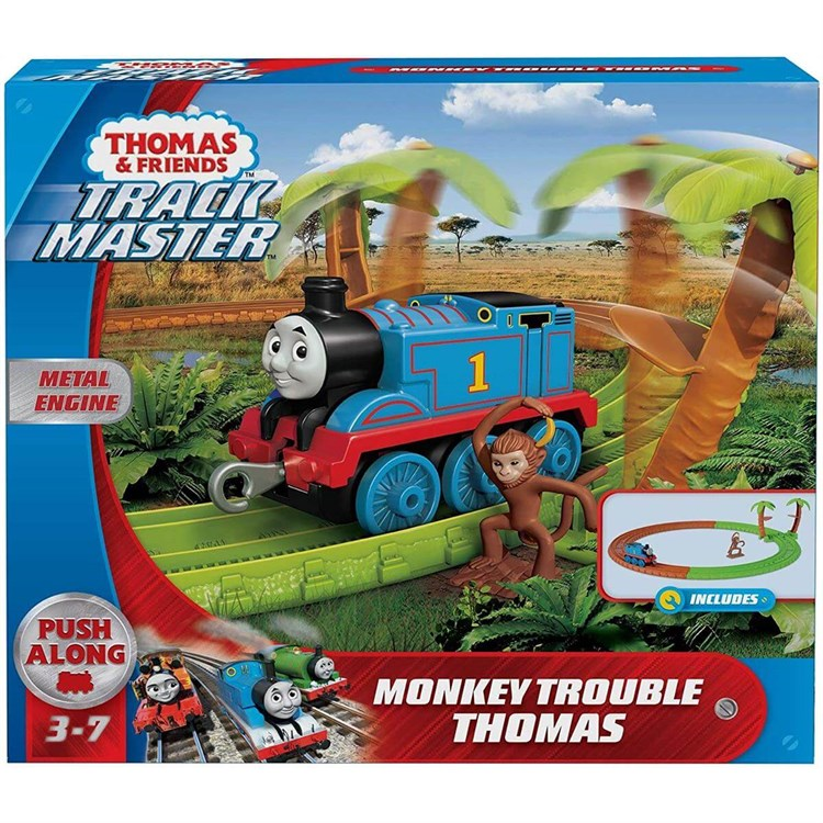 Thomas & Friends Thomas Afrikada Sür Bırak Tren Gjk83