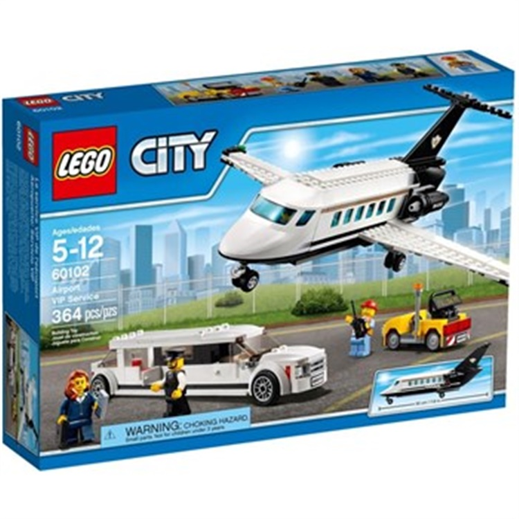 LEGO CİTY AİRPORT VİP STAR