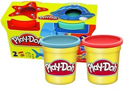 Play-Doh Mini 2Li Hamur