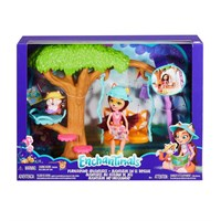 Enchantimals Oda Ve Bebek Oyun Seti- Playground Adventures Frh44-Frh45