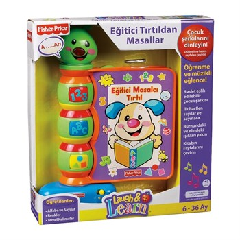 Fisher Price Masalcı Tırtıl N3835