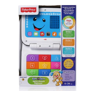 Fisher Price Eğitici Laptop CDG83