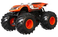 Hot Wheels Monster Trucks 1:24 Arabalar Twin Mill Fyj83-Gjg70