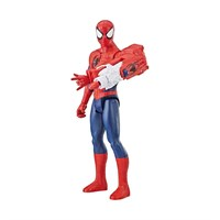 Spiderman Titan Hero Power Fx Spiderman Figür 30 Cm E3552