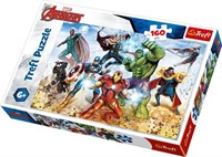 Trefl Puzzle Ready to Save the World 160 Parça Yapboz