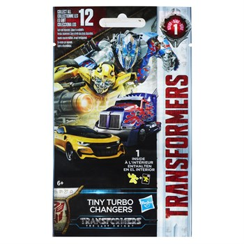 Transformers 5 Turbo Changers Sürpriz Paket C0882